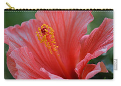 Hibiscus Beauty Carry-all Pouch