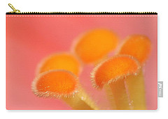 Hibiscus Center Macro Carry-all Pouch