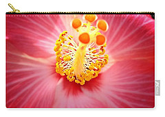 Hibiscus Highland  Carry-all Pouch