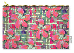 Hibiscus Pink Water Carry-all Pouch
