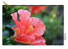 Hibiscus Summer Carry-all Pouch