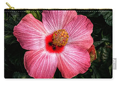 Hibiscus Sunset Carry-all Pouch