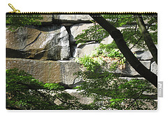 Hidden Waterfall Carry-all Pouch by David Trotter