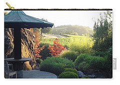 Carry-all Pouch featuring the photograph Hide Out 2 by Shawn Marlow