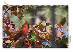 Hiding Away Carry-all Pouch by Linda Unger