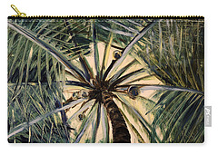 High - Palm Tree Carry-all Pouch