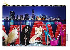 High Heels Miami Carry-all Pouch
