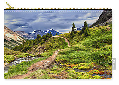 High Mountain Trail Carry-all Pouch