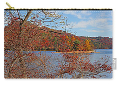 Carry-all Pouch featuring the photograph High On The Mountain by HH Photography of Florida
