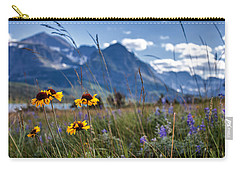High Plains Carry-all Pouch by Aaron Aldrich