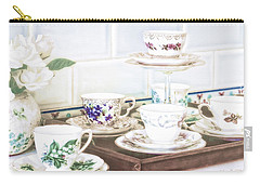 High Tea Carry-all Pouch by Holly Kempe