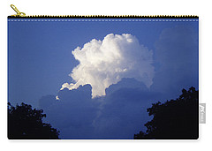 High Towering Clouds Carry-all Pouch by Verana Stark
