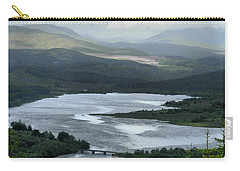 Highland Loch At Lochaber Carry-all Pouch