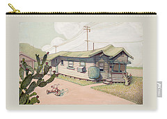 Highland Park - Bare Bones Carry-all Pouch