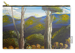 Highlands Gum Trees Carry-all Pouch