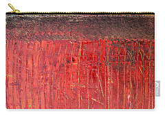 Highway Series - Cranberry Bog Carry-all Pouch by Michelle Calkins