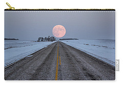 Highway To The Moon Carry-all Pouch