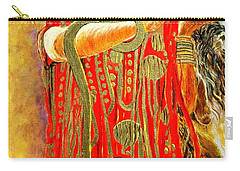 Higieja-according To Gustaw Klimt Carry-all Pouch