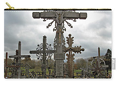 Hill Of Crosses 06. Lithuania.  Carry-all Pouch