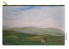 Hills Of Ireland Carry-all Pouch