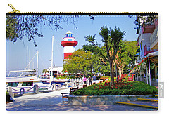 Hilton Head Lighthouse Carry-all Pouch