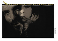 Carry-all Pouch featuring the photograph His Amusement Her Content  by Jessica Shelton