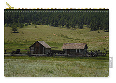 Historic Homestead Carry-all Pouch