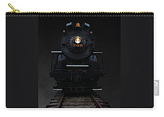 Carry-all Pouch featuring the photograph Historical 765 Steam Engine by Rowana Ray