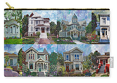 Historical Homes Carry-all Pouch