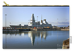 Hms Dauntless Carry-all Pouch