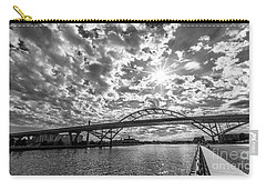 Hoan Bridge Peak Thru Carry-all Pouch