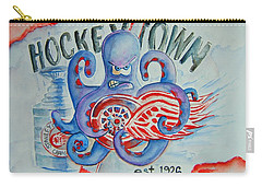 Hockeytown Carry-all Pouch