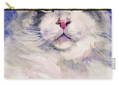 Holding Court Carry-all Pouch by Judith Levins