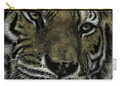 Holding Court Carry-all Pouch by Sandra LaFaut