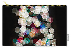 Holiday In Color Carry-all Pouch by Aaron Aldrich