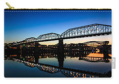 Holiday Lights Chattanooga Carry-all Pouch