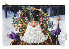 Holiday Riches Carry-all Pouch