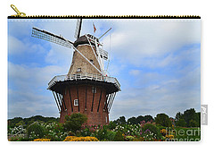 Holland Michigan Windmill Carry-all Pouch