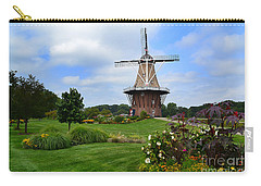 Holland Michigan Windmill Landscape Carry-all Pouch