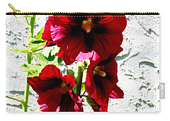 Hollyhock Is Hollyhock Carry-all Pouch