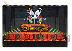 Hollywood Disney Carry-all Pouch