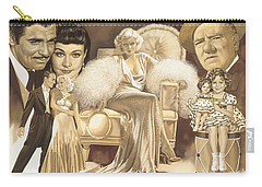 Hollywoods Golden Era Carry-all Pouch