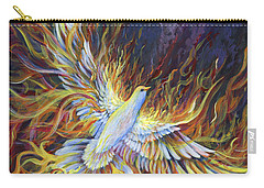 Holy Fire Carry-all Pouch by Nancy Cupp