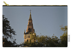 Carry-all Pouch featuring the photograph Holy Tower   by Shawn Marlow