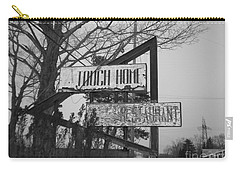 Carry-all Pouch featuring the photograph Home Cooking  by Michael Krek