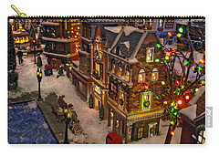Carry-all Pouch featuring the photograph Home For The Holidays by GJ Blackman