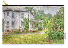 Carry-all Pouch featuring the photograph Home Is Where The Heart Is by Liane Wright