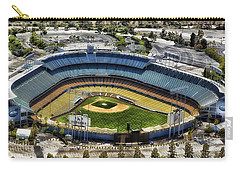 Home Of The Los Angeles Dodgers Carry-all Pouch