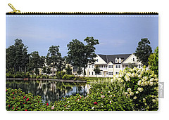 Home On The Golf Course Carry-all Pouch