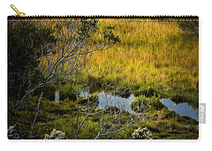 Home On The Range Carry-all Pouch by Robert McCubbin